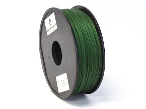Green PETG Filament - 1.75mm (1.0kg)