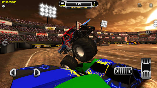 Monster Truck Destruction™ MOD (Free Shopping) 3