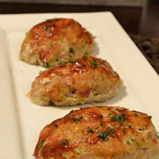 Mini Turkey Meatloaves Recipe