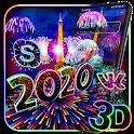 2020 Fireworks 3D Theme 🎇🎆 icon