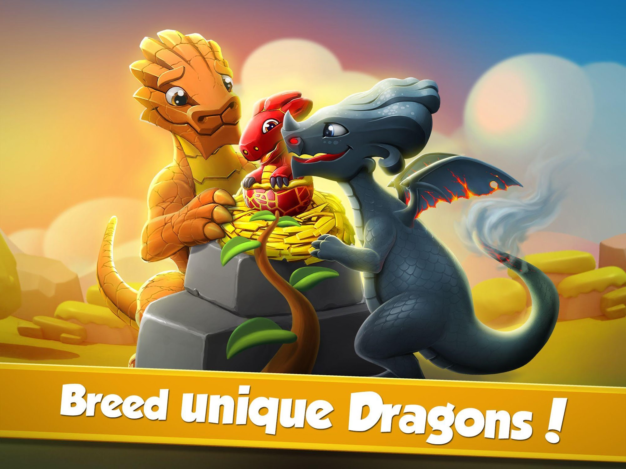 Dragon Mania Legends screenshot #4