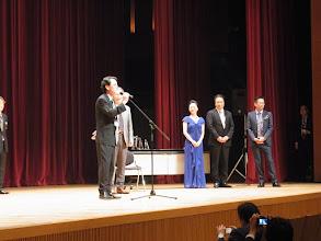 Photo: もう一人の特別賞は大阪支部の川畑先生でした