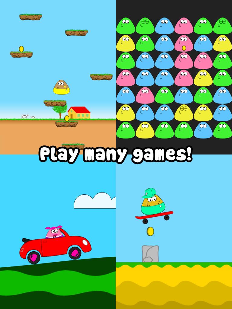 Pou Screenshot 6