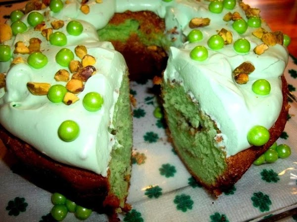 Spread over cooled cake and decorate as desired or serve as is.  So moist and...