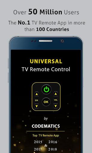 Universal TV Remote Control 1.0.62 screenshots 1