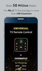 Universal TV Remote Control 1.0.59