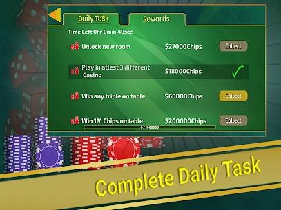 Sic Bo (Tai Xiu) – Multiplayer Casino 3