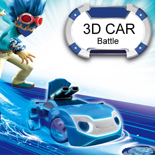 3D Watch Car Race Battle