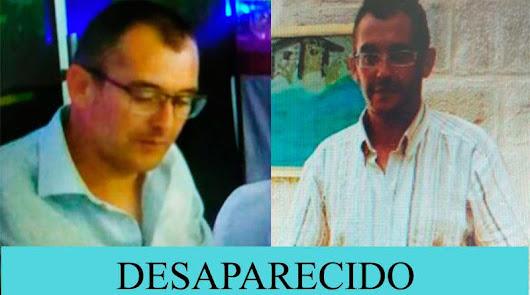 Piden ayuda para encontrar a un vecino de Olula del Río desaparecido desde julio