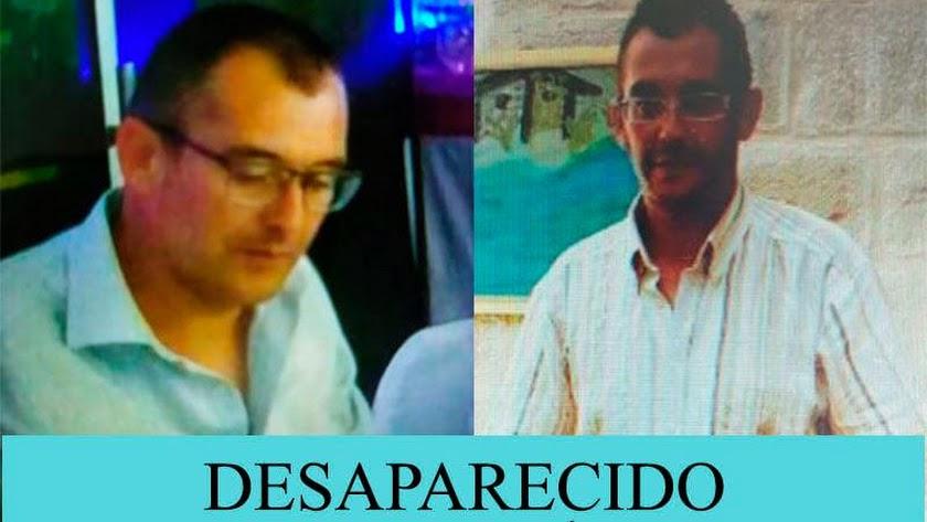 Imágenes del vecino de Olula del Río que lleva desaparecido desde el 10 de julio.