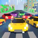 Blocky Car Racing Game