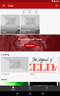 FANDOM for: Zelda - náhled