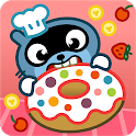 Pango Bakery: cooking and baking game for kids icon