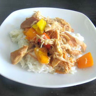 Sweet Hawaiian Crockpot Chicken