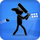 Stickman Cricket 18 - Super Strike League In Real Android APK Download Free By ANDROID PIXELS