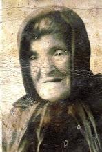 Photo: Tia Logia, madre de Telvina y Feli