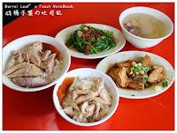 頂六江家火雞肉飯