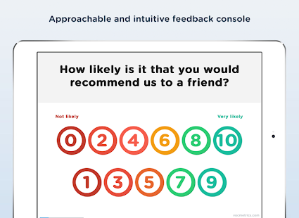 Surveyapp - Smiley survey terminal & feedback app- screenshot thumbnail