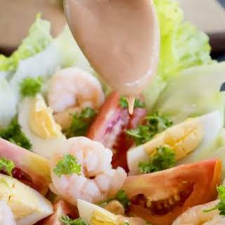 Shrimp Louie Salad.