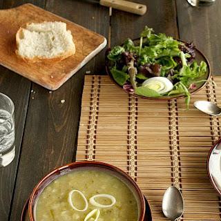 Leeks and Potato Soup