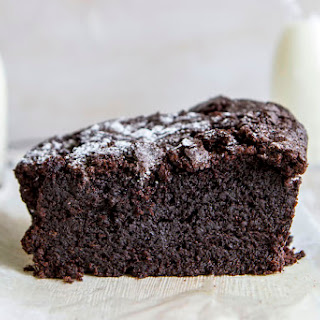 Chocolate Loaf Cake.