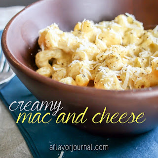 Cheesy Pasta Side Dishes Recipes