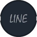 [UX9] Line Theme for LG UX9+ icon