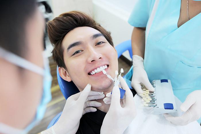 Tại sao nên sử dụng răng sứ Ceramill - Nha Khoa Bally tư vấn