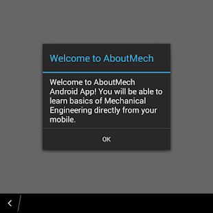 AboutMech- screenshot thumbnail