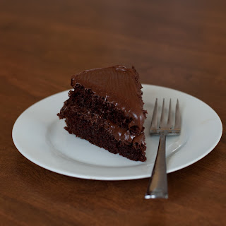 Old Time Chocolate Cake