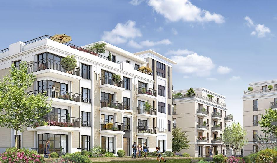 RESIDENCE COEUR DE VILLE - Programme immobilier neuf Nogent-sur-Marne - WINDSOR