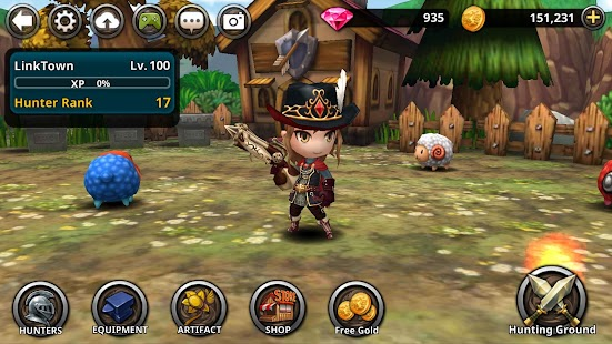 ApkMod1.Com Demong Hunter + (much money) for Android Action Game