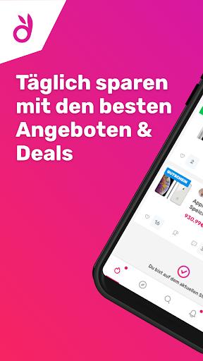 dealbunny.de Schnäppchen App  screenshots 1