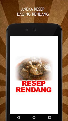 Resep Daging Rendang
