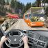 Tourist Bus Off Road Drive Sim