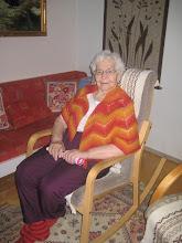 Photo: Revontuli Eeva-tätille 2008