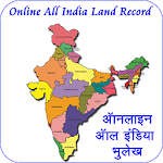 Online Land Records Services: Bhulekh Data Icon