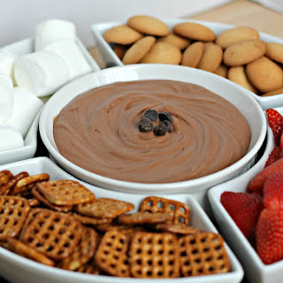 Brownie Batter Dip