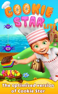 Cookie Star Lite - náhled