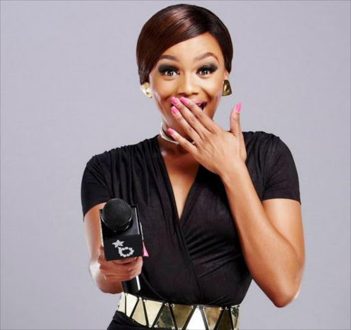Bonang Matheba's reality show has come under fire from fans.
