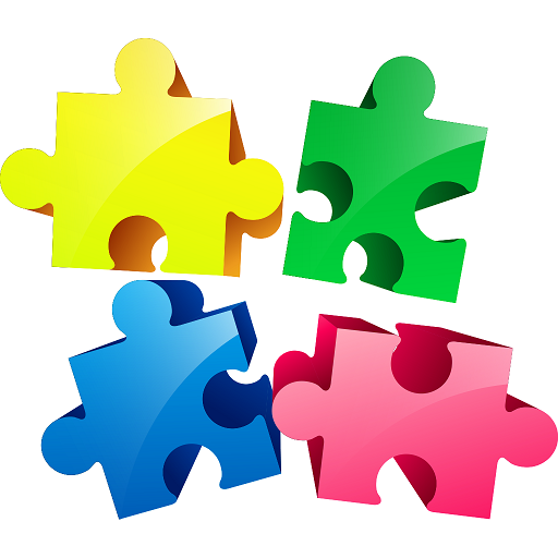 Jigsaw Puzzle: Poly Art Coloring, Paint by Sticker Icon
