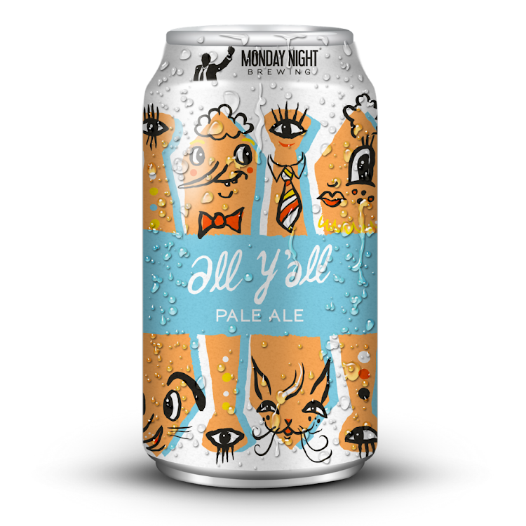 Logo of Monday Night Brewing All Y'all