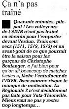 Photo: 03-10-95 R2M ASVB - Verdun 3-0
