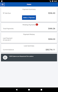 AES Student Loans- screenshot thumbnail