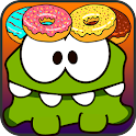 Tap Hungry Frog: Feed Pet icon
