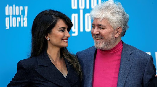 Penélope Cruz, Bardem Almodóvar y Alejandro Sanz donan 152.000 mascarillas