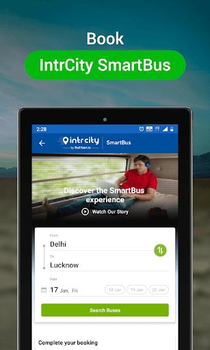 RailYatri - Live Train Status, PNR Status, Tickets screenshot 15