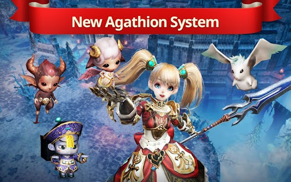 Lineage 2: Revolution apk screenshot