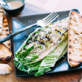 Grilled Caesar Salad.