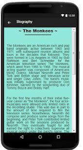 The Monkees Lyrics Music - náhled